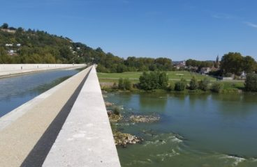 Agen/Moissac à vélo par le Canal de Garonne