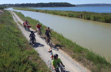 6 – Du Canal du Midi (Le Somail) au Canal de la Robine (Port la Nouvelle)