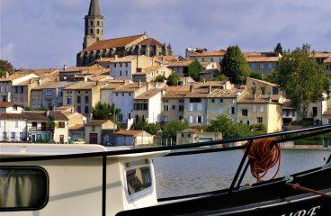 4 – Découvrez Castelnaudary sur le Canal du Midi / Discover Castelnaudary
