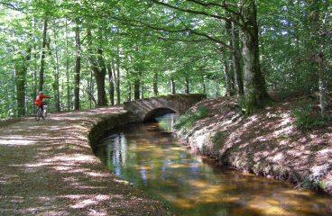 1 – Découvrez les rigoles du Canal du Midi : De la prise d'Alzeau à Naurouze