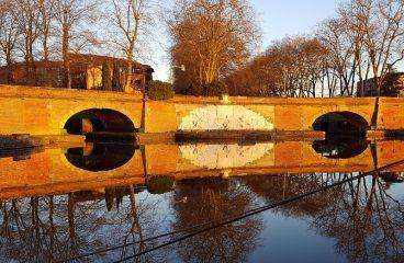 2 – A Toulouse passent le Canal du Midi, le Canal de Garonne et la Garonne