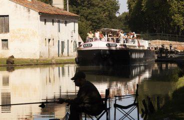 3 – Sur le Canal du Midi, entre Ramonville et Port Lauragais