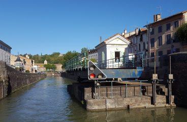Moissac, terres de confluences entre canal de Garonne, Tarn et Garonne